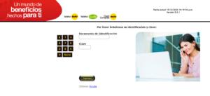 tarjeta exito portal transaccional