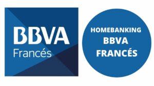 Homebanking BBVA Francés