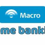 ¿Cómo puedo usar el home banking macro?