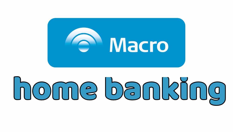 home banking macro